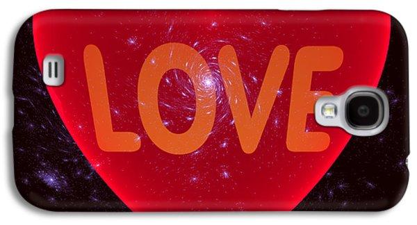 Loving Heart Galaxy S4 Case