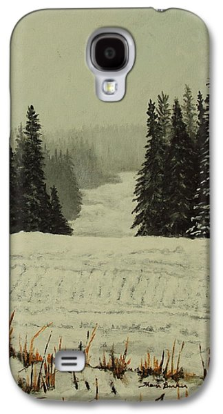 Low Ceiling Galaxy S4 Case