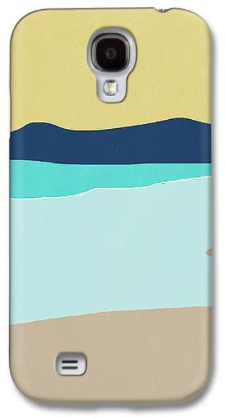 Low Tide- Art By Linda Woods Galaxy S4 Case