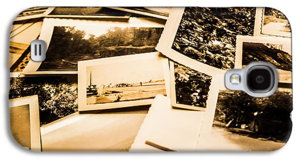Lowdown On A Vintage Photo Collections Galaxy S4 Case by Jorgo Photography - Wall Art Gallery
