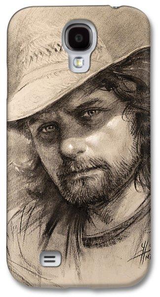 Luca Galaxy S4 Case by Ylli Haruni