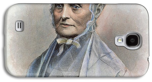 Lucretia Coffin Mott Galaxy S4 Case