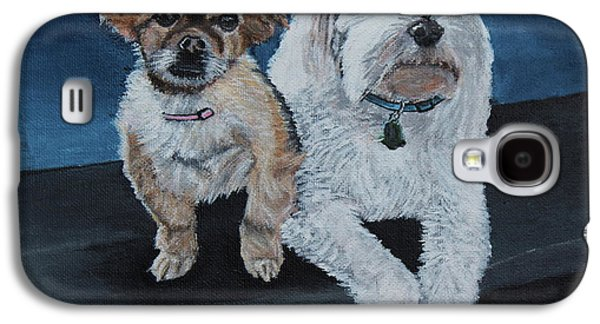 Lucy And Colby Galaxy S4 Case