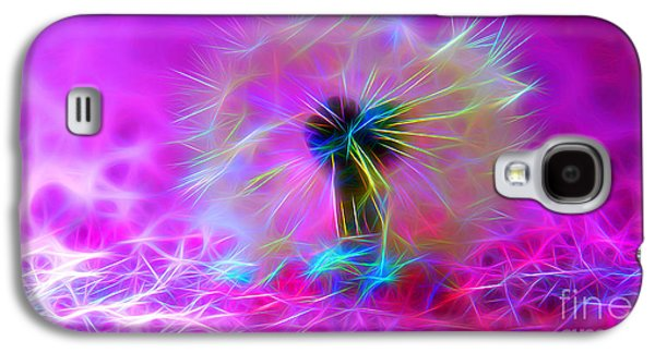 Luminous Wish Galaxy S4 Case
