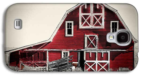 Luna Barn Galaxy S4 Case by Mindy Sommers