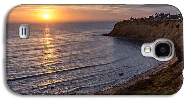 Lunada Bay Sunset Galaxy S4 Case