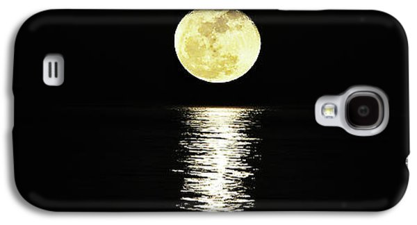Lunar Lane Galaxy S4 Case