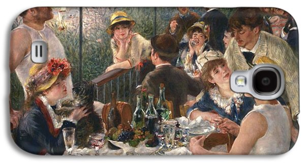 Luncheon Of The Boating Party By Renoir Galaxy S4 Case
