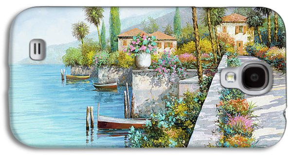 Lungolago Galaxy S4 Case by Guido Borelli