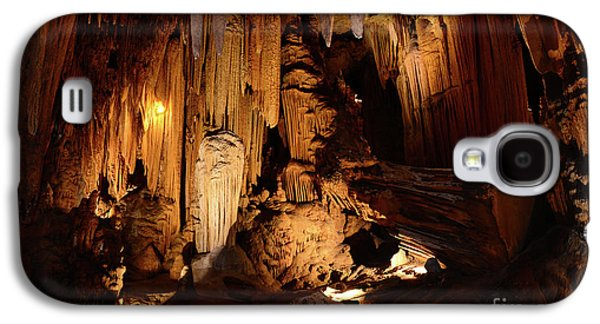 Luray Dark Caverns Galaxy S4 Case