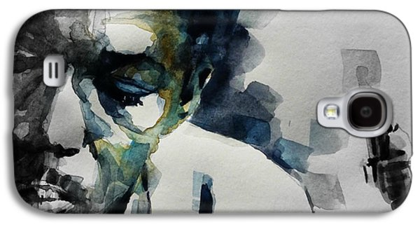 Saxophone Galaxy S4 Case - Lush Life  John Coltrane  by Paul Lovering