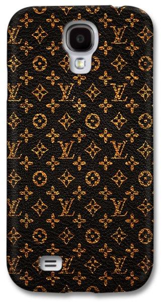 Lv Pattern Galaxy S4 Case