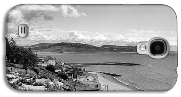 Lyme Regis And Lyme Bay, Dorset Galaxy S4 Case