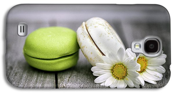 Daisy Galaxy S4 Case - Macarons by Nailia Schwarz