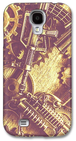 Machine Guns Galaxy S4 Case