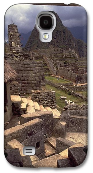 Machu Picchu Galaxy S4 Case by Travel Pics
