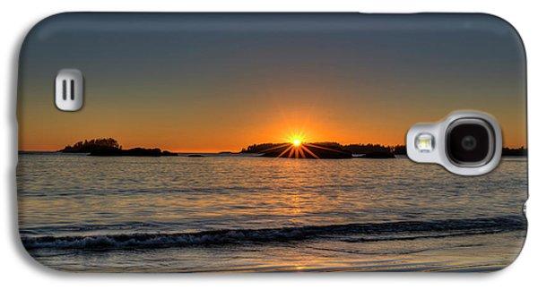 Mackinsie Beach Sun Burst Galaxy S4 Case