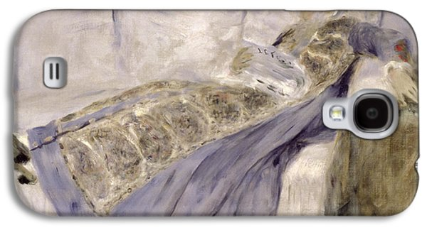 Madame Monet On A Sofa Galaxy S4 Case