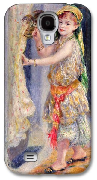 Mademoiselle Fleury In Algerian Costume Galaxy S4 Case