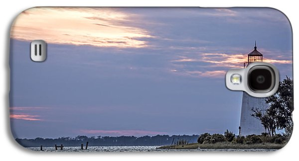 Madisonville Lighthouse Galaxy S4 Case by Andy Crawford