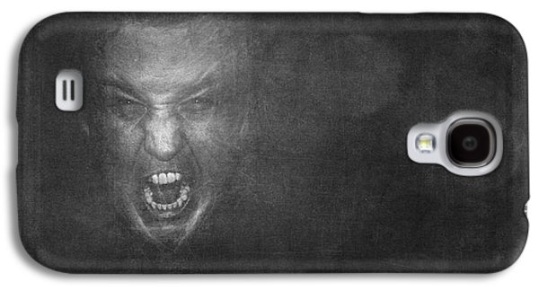 Madness Galaxy S4 Case by Scott Norris