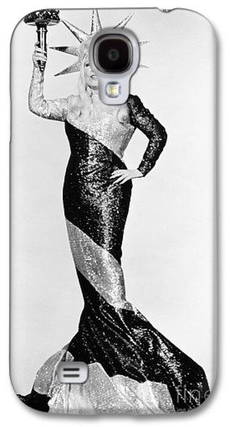 Mae West (1892-1980) Galaxy S4 Case