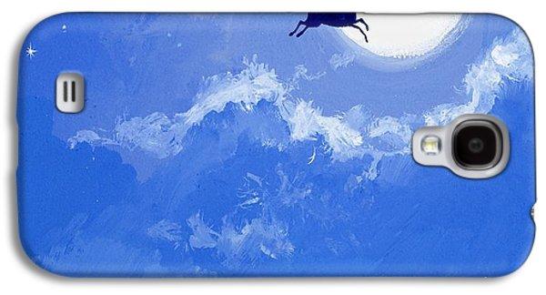 Magic Horse Galaxy S4 Case by Angus McBride
