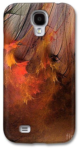 Magic Galaxy S4 Case by Karin Kuhlmann