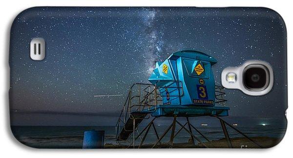 Magical Beach  Galaxy S4 Case by Art K