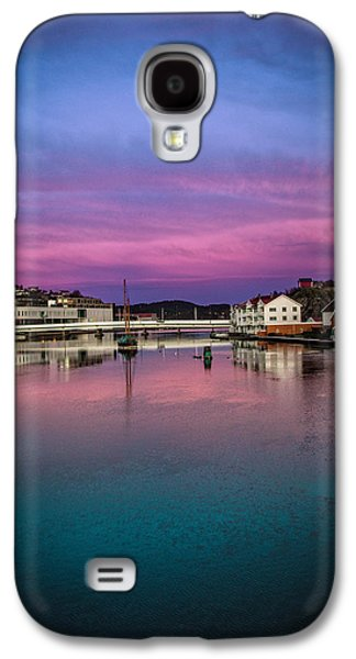 Magical Colors In Mandal Galaxy S4 Case