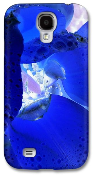 Galaxy S4 Case - Magical Flower I by Orphelia Aristal
