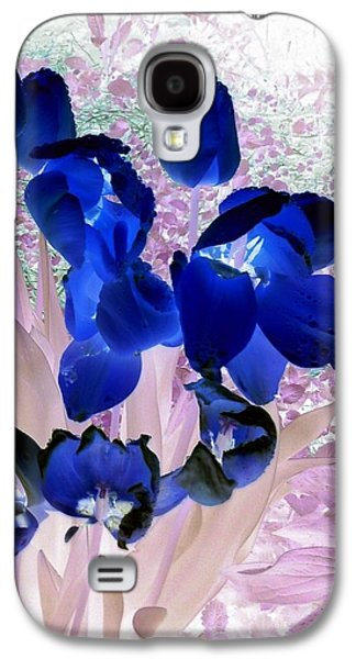 Galaxy S4 Case - Magical Flower I I by Orphelia Aristal