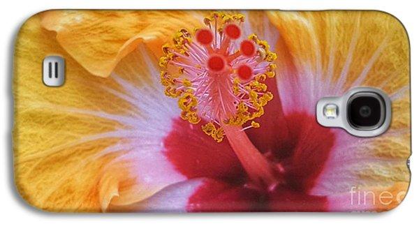 Magical Hibiscus  Galaxy S4 Case