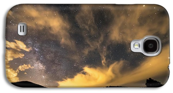 Magical Night Galaxy S4 Case by James BO Insogna
