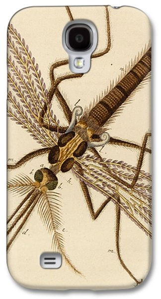 Magnified Mosquito Galaxy S4 Case