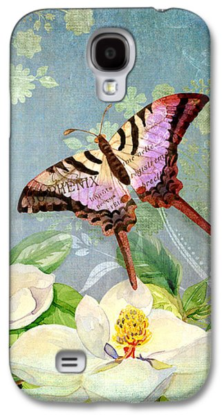 Magnolia Dreams  Galaxy S4 Case by Audrey Jeanne Roberts