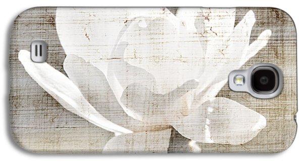 Magnolia Flower Galaxy S4 Case by Elena Elisseeva