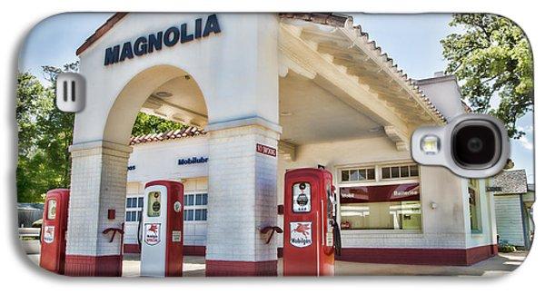Magnolia Gas - Little Rock Galaxy S4 Case
