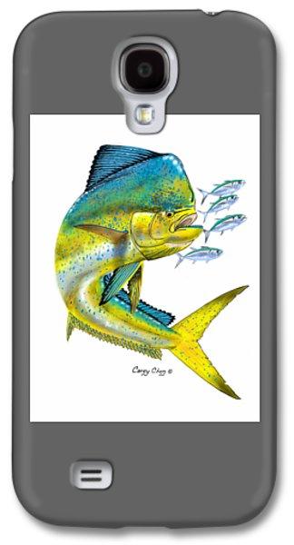 Mahi Digital Galaxy S4 Case by Carey Chen