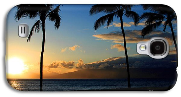 Mai Ka Aina Mai Ke Kai Kaanapali Maui Hawaii Galaxy S4 Case