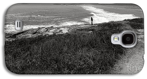 Maine Contemplation Galaxy S4 Case by Olivier Le Queinec