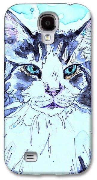 Maine Coon Galaxy S4 Case