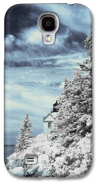Maine Lighthouse Galaxy S4 Case by Bob LaForce