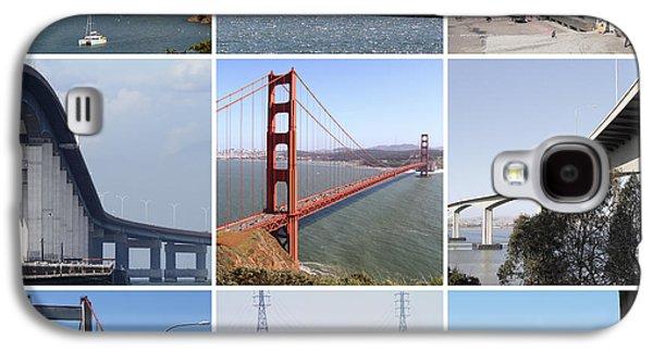 Majestic Bridges Of The San Francisco Bay Area Galaxy S4 Case