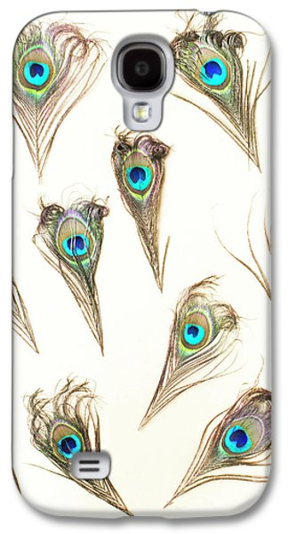Peacock Galaxy S4 Case - Majestic Feathers by Jorgo Photography - Wall Art Gallery