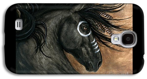 Majestic Horse 130 Galaxy S4 Case by AmyLyn Bihrle