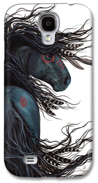 Majestic Horse Friesian 135 Galaxy S4 Case