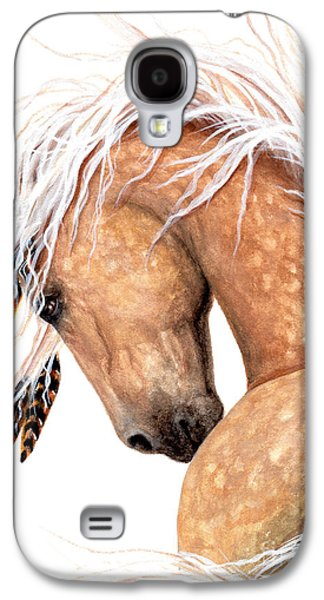 Majestic Palomino #139 Galaxy S4 Case by AmyLyn Bihrle