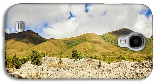 Majestic Rugged Australia Landscape  Galaxy S4 Case by Jorgo Photography - Wall Art Gallery