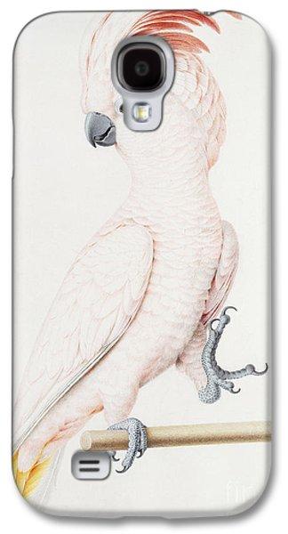 Major Mitchell's Cockatoo Galaxy S4 Case by Nicolas Robert